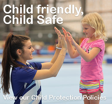 Gymnastics NSW is Child Safe and Child Friendly