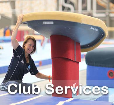 Gymnastics NSW | Club Services