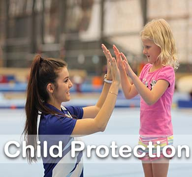 Gymnastics NSW | Child Protection